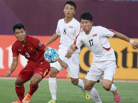 Ha Duc Chinh, 'chan go' sam vai 'nguoi hung' cua U19 Viet Nam - Anh 1