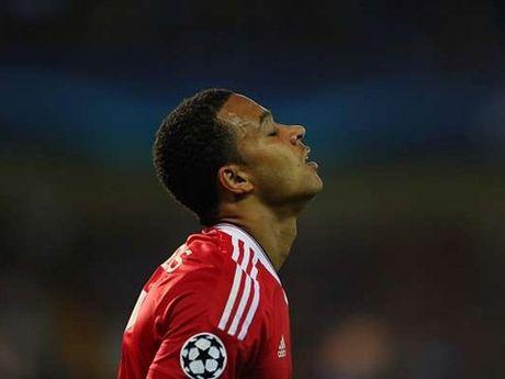 Memphis Depay bi Mourinho bo roi, Wolfsburg san sang 'giai cuu' - Anh 1