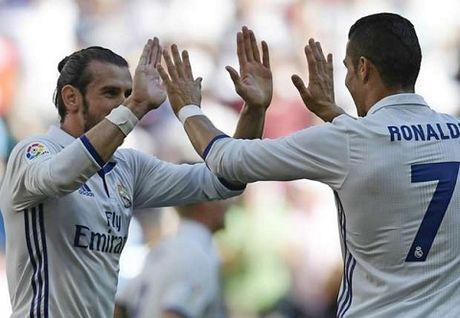 CAP NHAT tin toi 15/10: Bale sap huong luong bang Ronaldo. Giai VDQG Thai Lan co nguy co do vo - Anh 1