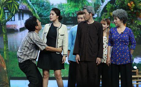 Mac ke Nha Phuong, Truong Giang van 'cuong om' rat nhieu nguoi dep - Anh 8