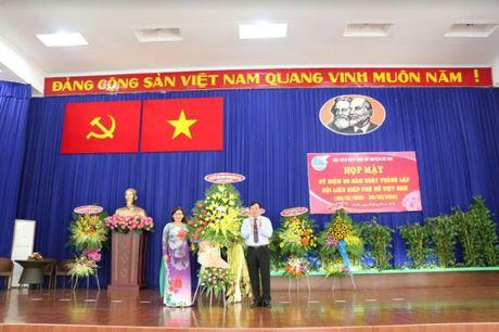 Phu nu Cu Chi: Hop mat 86 nam ngay thanh lap Hoi Lien hiep Phu nu Viet Nam - Anh 1
