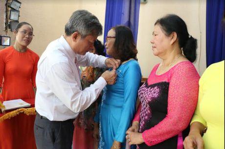 Phu nu Cu Chi: Hop mat 86 nam ngay thanh lap Hoi Lien hiep Phu nu Viet Nam - Anh 3