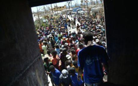 Haiti se to chuc bau cu Tong thong vao ngay 20/11 toi - Anh 1