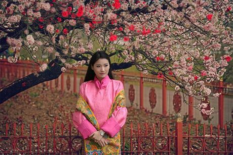Nhung phu nu Hoang gia xinh dep nhat the gioi - Anh 1