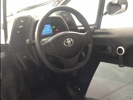 Toyota i-Road - mau xe cho 'giai phap di dong do thi' tuong lai - Anh 9