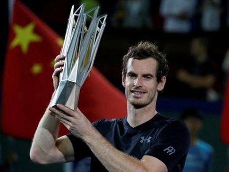 Andy Murray lan thu ba gianh chuc vo dich Thuong Hai Masters - Anh 1