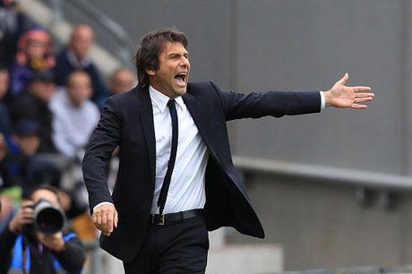 Conte phan ung the nao truoc tin don bi Chelsea sa thai? - Anh 1