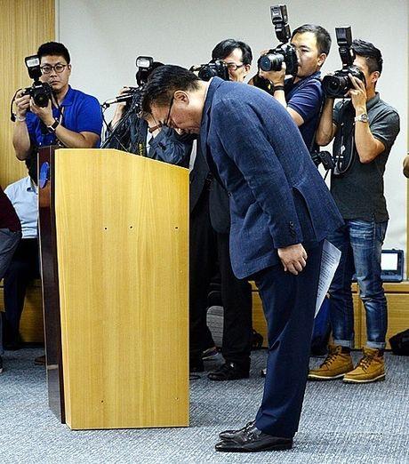 CEO Samsung xin loi ve su that bai cua Galaxy Note 7 - Anh 2