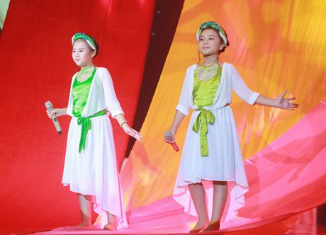 Noo Phuoc Thinh da het 'mit uot' tai The Voice Kids - Anh 11