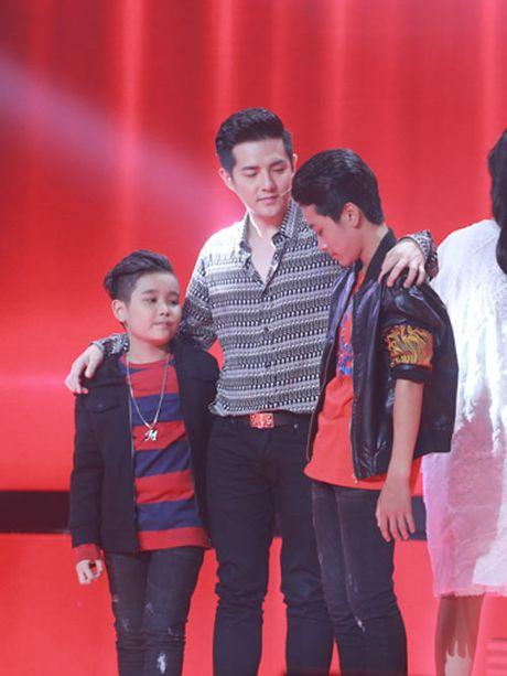 Noo Phuoc Thinh da het 'mit uot' tai The Voice Kids - Anh 3