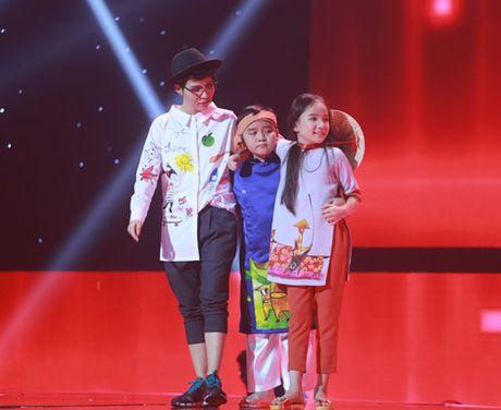 Noo Phuoc Thinh da het 'mit uot' tai The Voice Kids - Anh 4