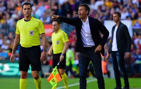 De bep Deportivo, Luis Enrique 'tuyen chien' Man City - Anh 1