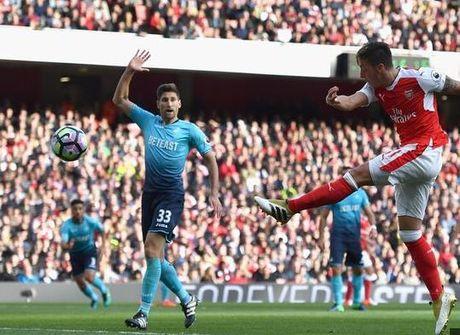5 diem nhan sau tran Arsenal - Swansea - Anh 3