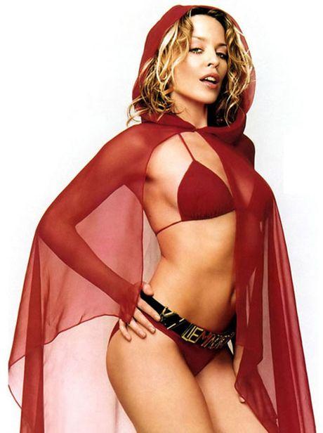 Kylie Minogue - Co ca sy cuong bong da - Anh 4