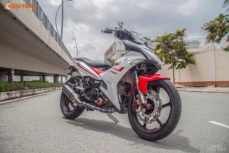 Yamaha Exciter 150 RC do 'do choi xin' tai Sai Gon - Anh 1