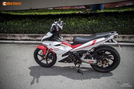 Yamaha Exciter 150 RC do 'do choi xin' tai Sai Gon - Anh 2
