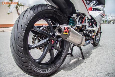 Yamaha Exciter 150 RC do 'do choi xin' tai Sai Gon - Anh 7