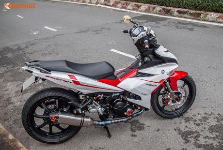 Yamaha Exciter 150 RC do 'do choi xin' tai Sai Gon - Anh 9