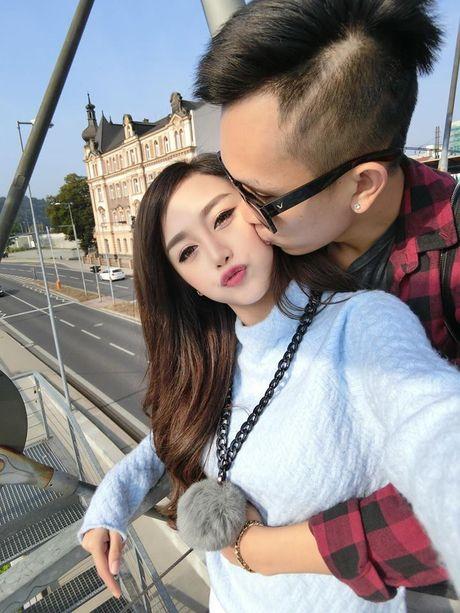 Nu DJ Viet gay tranh cai voi chuyen di chau Au gia 'beo' - Anh 4