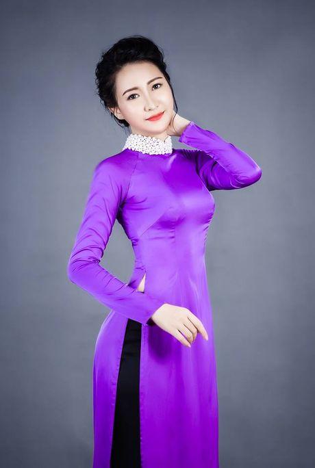 Ve dep tinh khoi, ngot ngao cua Hoa khoi Dai hoc Vinh - Anh 1