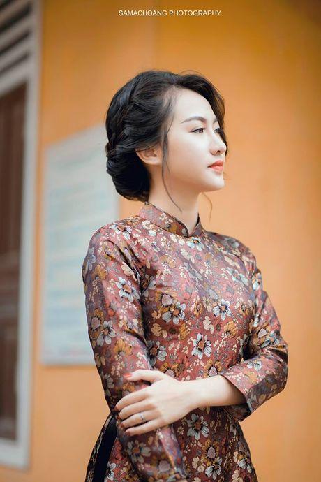 Ve dep tinh khoi, ngot ngao cua Hoa khoi Dai hoc Vinh - Anh 2