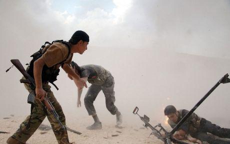 Phe noi day Syria gianh lai thi tran chien luoc tu tay IS - Anh 1