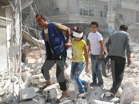 My, Nga to chuc hoi nghi mo rong ban ve Syria - Anh 1