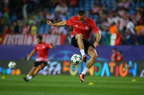 Sao Bayern gap chan thuong 'vo duyen' - Anh 1