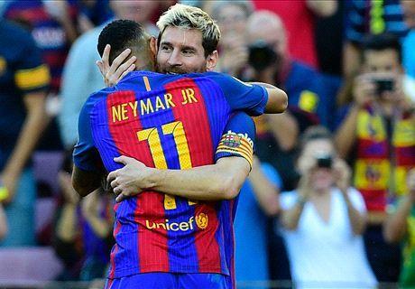 Barcelona 4-0 Deportivo: M-S-N ruc sang, Barca huy diet doi thu - Anh 1