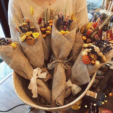 Hoa kho, hoa sap hut khach dip 20/10 - Anh 3