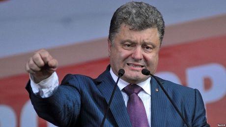 Ukraine tu choi thuc hien phan chinh tri cua Hiep dinh Minsk - Anh 1