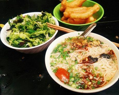 5 hang bun oc luon dong khach o Ha Noi - Anh 1