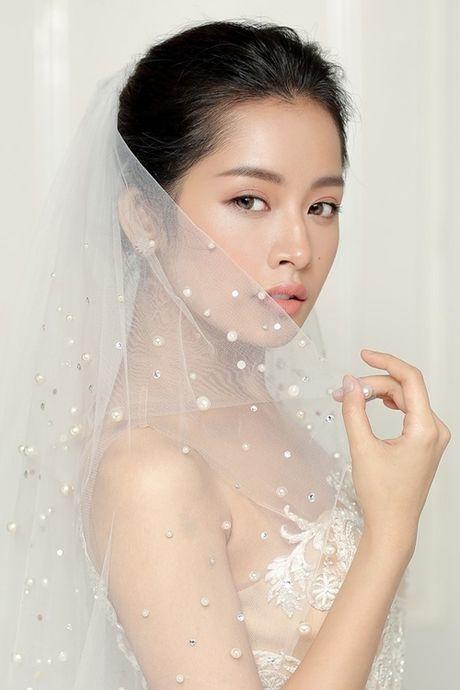 Hot girl Viet dien vay cuoi xinh dep du chua muon lay chong - Anh 3