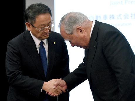 Toyota va Suzuki 'bat tay' phat trien cong nghe xe tuong lai - Anh 2