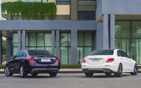 Mercedes E-Class moi gia tu 2,1 ty dong - Anh 3
