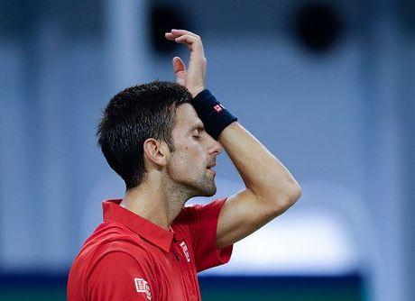 Thua tai ban ket Djokovic bi soan ngoi o Thuong Hai - Anh 1