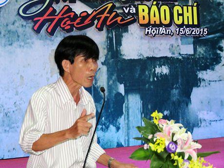 Ong Nguyen Su len tieng ve viec doi nha may thep len thuong nguon song Vu Gia - Anh 1