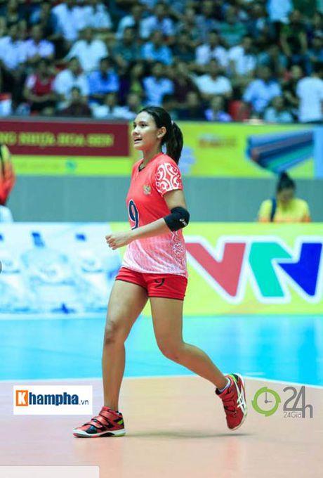 Nguoi dep Indonesia dang quang Hoa khoi VTV Cup 2016 - Anh 4