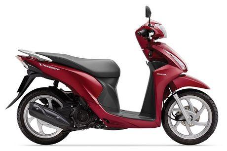 Honda Vision va Piaggio Zip nen mua xe nao la tot nhat? - Anh 2