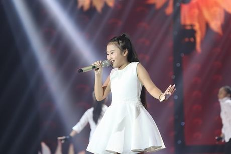 Lo dien top 3 vao chung ket 'Giong hat Viet nhi 2016' - Anh 2
