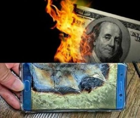 Khai tu Galaxy Note 7: Samsung khong chi mat tien ma con nhieu hon the - Anh 1