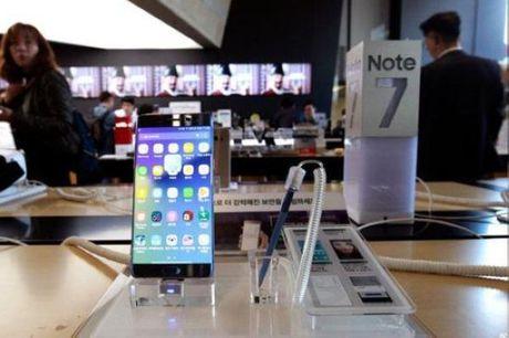 Khai tu Galaxy Note 7: Samsung khong chi mat tien ma con nhieu hon the - Anh 3