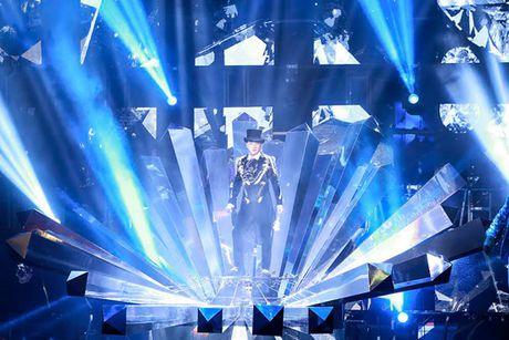 Khan gia Thu do 'man nhan' voi Diamond Show cua Mr Dam - Anh 1