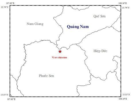 Dong dat o tinh Quang Nam - Anh 1