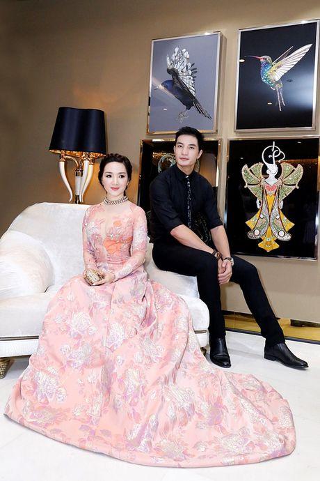 Kham pha biet thu trieu do cua Hoa hau Giang My - Anh 6