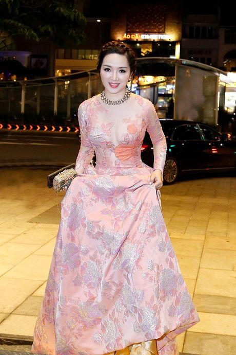 Kham pha biet thu trieu do cua Hoa hau Giang My - Anh 8