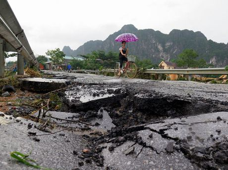 Quang Binh tan hoang sau lu du - Anh 6