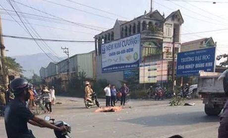 Quang Ninh: Tai nan nghiem trong khien hai phuot thu tu vong tai cho - Anh 2