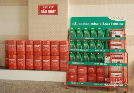 Thai Tuan Hoa Mai: Don vi cung ung may nong nghiep, xe co gioi hang dau Nghe An - Anh 8