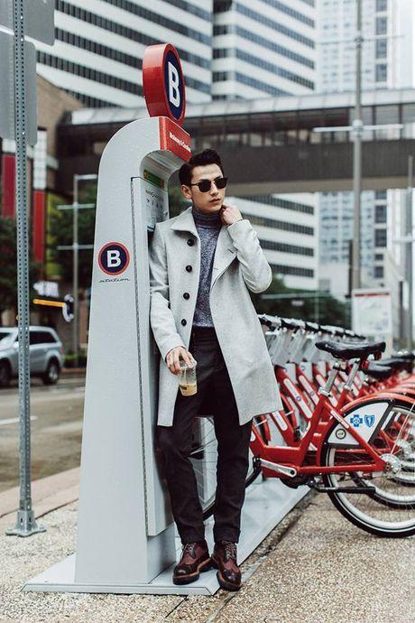 Do style thoi trang cua hai soai ca hot nhat V-biz: Issac va Rocker Nguyen - Anh 6
